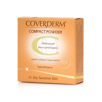 COVERDERM - COMPACT POWDER Dry-Sensitive Skin No4Α - 10gr