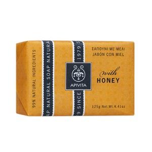 APIVITA Natural soap with honey 125gr