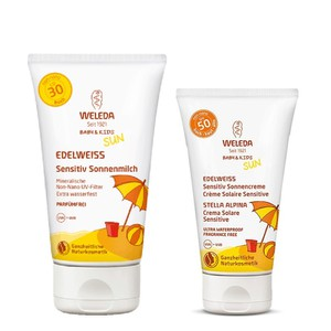 Weleda baby body