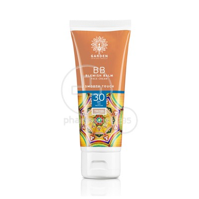 GARDEN - BB Blemish Balm Face Cream Smooth Touch SPF30 - 50ml