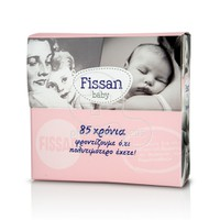 FISSAN - PROMO PACK FISSAN BABY 85 Χρόνια - Επετειακό Σετ Baby Bagneto (300ml), Baby Ενυδατική κρέμα (150ml) & Baby Cream (50ml)