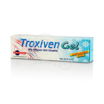BIONAT - TROXIVEN Gel - 50ml