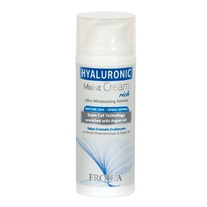 Hyaluronic moist cream rich