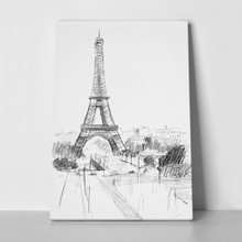 Pencil cathedral eiffel tower 98897714 a