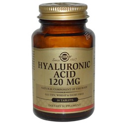 Hyaluronic Acid 120mg 30tablets