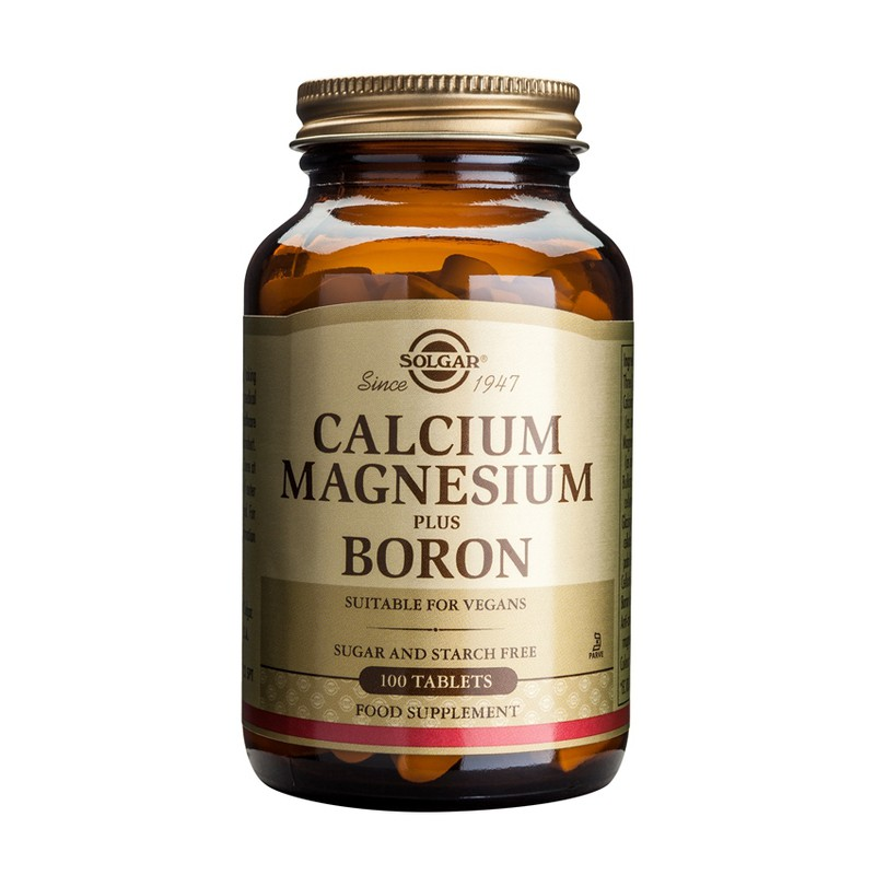 Calcium Magnesium Plus Boron tablets