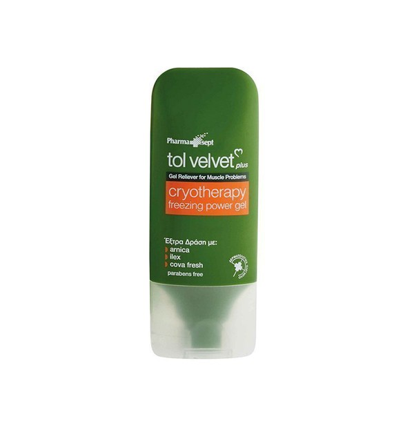 TOL VELVET FREEZING POWER GEL 100ML
