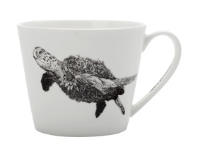 Maxwell & Williams Κούπα Bone China Green Sea Turtle Marini Ferlazzo 450ml