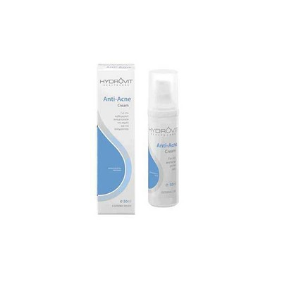 Target Pharma - Hydrovit Anti-Acne Cream 50ml