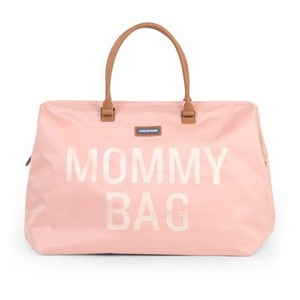 Τσάντα Αλλαγής Childhome Mommy Bag Big PINK