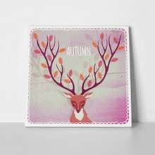 Illustration deer autumn 222737440 a