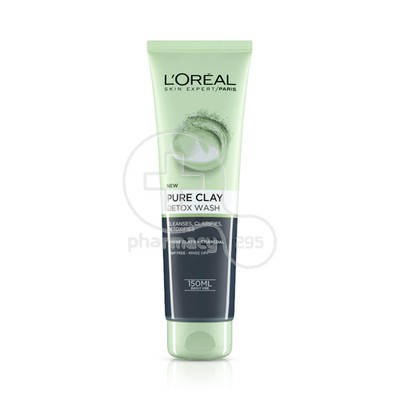 L'OREAL PARIS - PURE CLAY Detox Wash - 150ml
