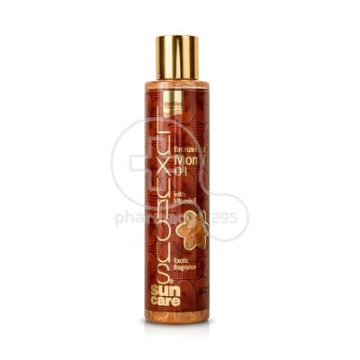 INTERMED - LUXURIOUS CARE Bronze Gold Monoi Oil - 200ml
