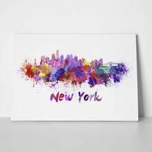 New york watercolor 2 189126488 a