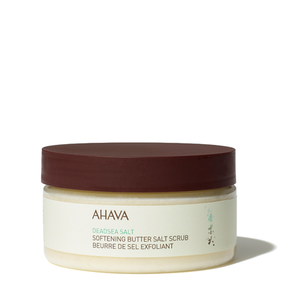 Ahava - Softening Butter Dead Sea Salt Scrub - 300gr