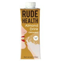 RUDE HEALTH ALMOND DRINK ORGANIC GLUTEN FREE 250ML