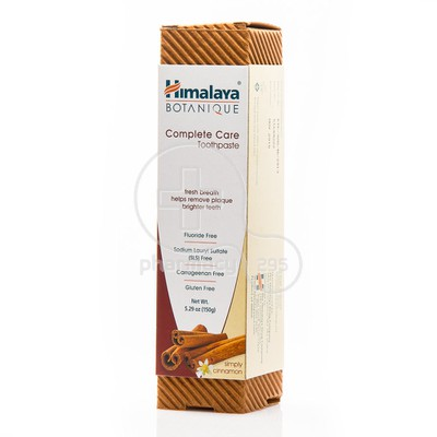 HIMALAYA - ECO Complete Care Toothpaste Simply Cinnamon - 150ml
