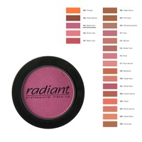 RADIANT BLUSH COLOR No136-BRILLIANT FUCHSIA