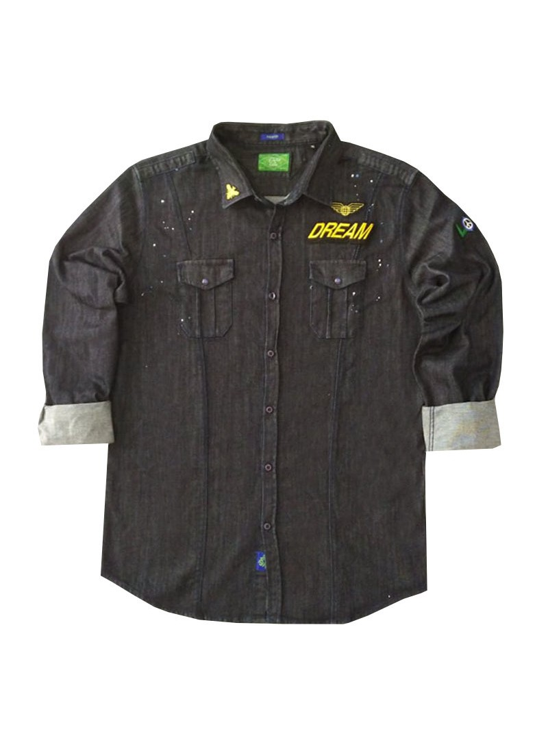 COSI JEANS SHIRT ROSSI 3