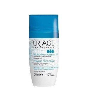 Uriage deodorant puissance roll on 50ml