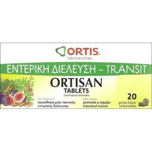 Ortisan tablets 20