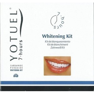 Yotuel 7 hours whitening kit