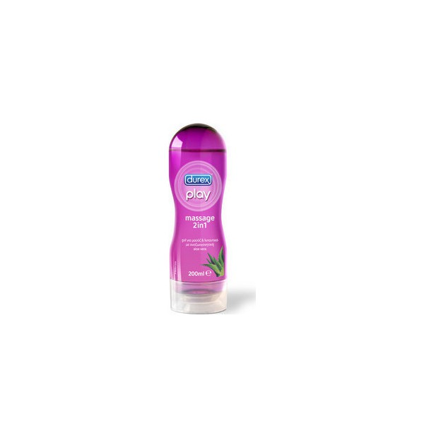 DUREX MASSAGE ALOE GEL 200ML