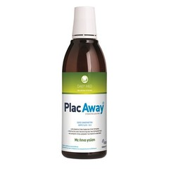 PlacAway Daily Care Mild Στοματικό Διάλυμα 500ml