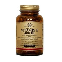 SOLGAR VITAMIN E 400IU 50SOFTGELS