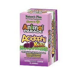 Nature's Plus Animal Parade Acidophikidz 90tbs