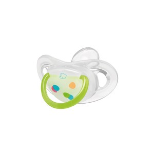 Silicone Soother Natural Physio 0Μ+ Night