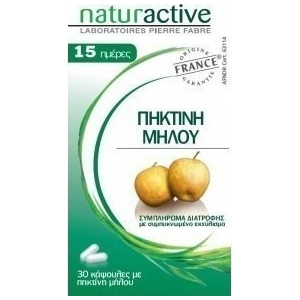 Naturactive apple pectin 30 caps