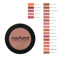 RADIANT BLUSH COLOR No129-PEARLY PEACH