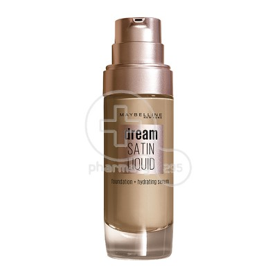 MAYBELLINE - DREAM SATIN Liquid Foundation No27 (Beige) - 30ml