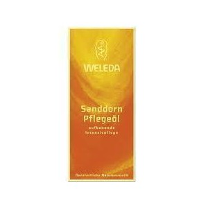Weleda sanddorn massage oil 100ml