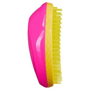 Tangle teezer the original pink yellow 3