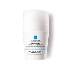 La Roche Posay Deodorant Physiologique Roll-On 24h Αποσμητικό Roll-On 50ml
