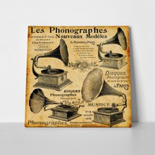 Phonographes a