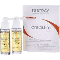 DUCRAY CREASTIM LOTION ANTICHUTE 2 X 30ML
