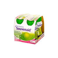 NUTRICIA SOUVENAID STRAWBERRY  (4X125ML)