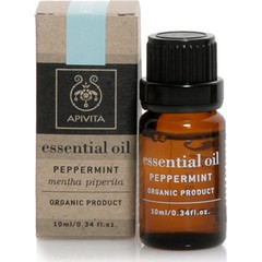 Apivita Essential Oil Peppermint, 10ml
