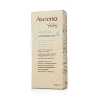 AVEENO - BABY DERMEXA Moisturizing Wash - 300ml
