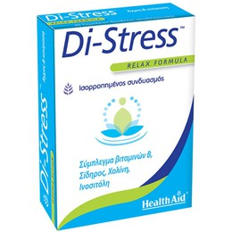 Health Aid Di-Stress Relax Formula 30Tablets