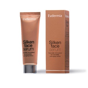 Silken face serum