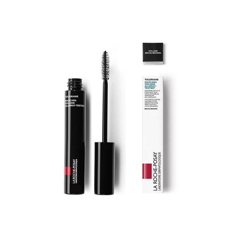 Afbeeldingsresultaat voor La Roche Posay Toleriane Mascara Volume Extrême Zwart