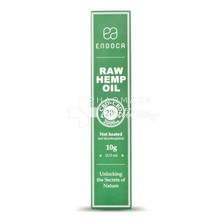 Endoca RAW Hemp Oil 2000mg CBD + CBDa