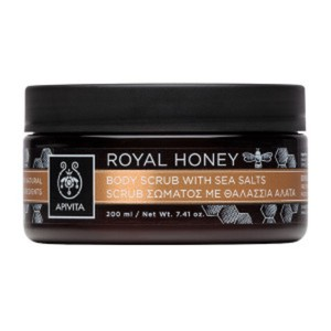 Apivita royal honey scrub