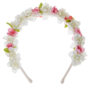 Girls Floral Hairband