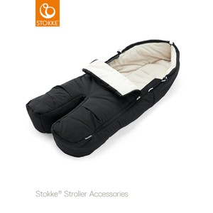 Stokke Foot Muff Black