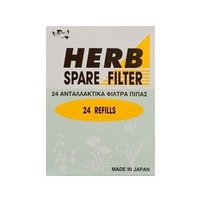 VICAN HERB CIGARETTE FILTERS 24τεμ.